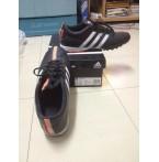 รองเท้าฟุตซอล Adidas 11 Nova TF หนังสีดำเบอร์ US11