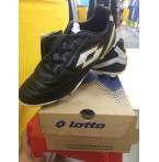 รองเท้าฟุตบอล Lotto สีดำ