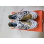 ขายรองเท้าเตะบอล adidas ของแท้ ตัวรองท็อป เปนหนังวัว