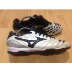 รองเท้าฟุตบอลสตั๊ดหญ้าเทียมฟุตซอลร้อยปุ่ม100ปุ่ม Mizuno ignitus